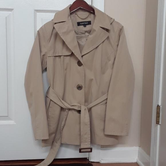 0e21c5603a5 Ellen Tracy trench coat